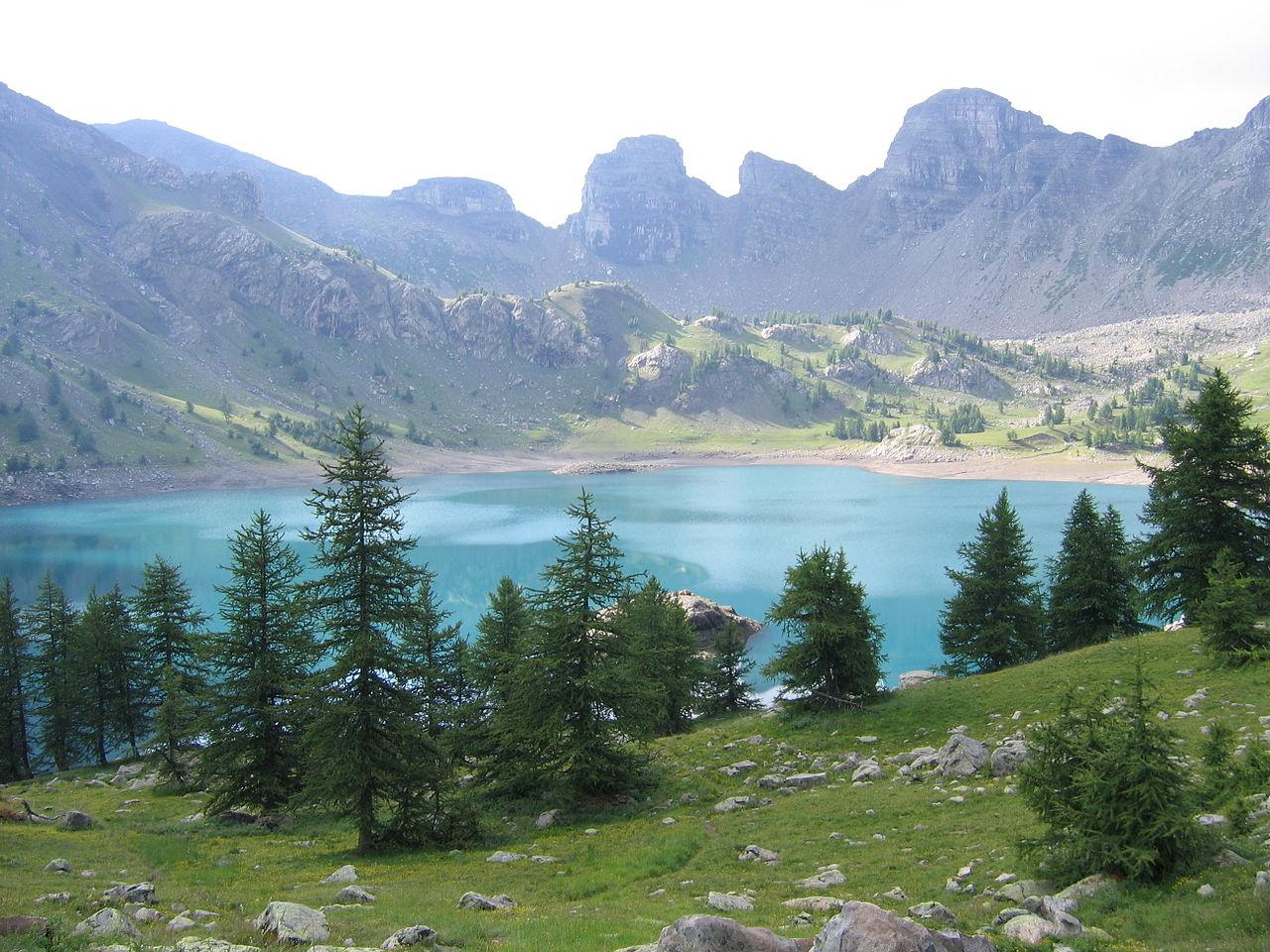 Le Lac Allos