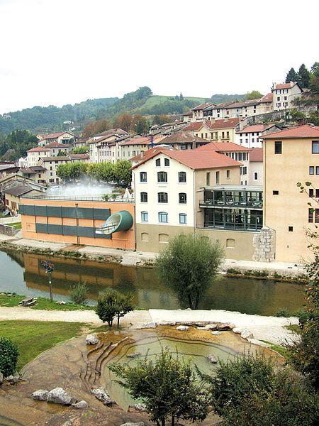 Musée de l'eau By Isere-culture CC BY-SA 4.0 via Wikimedia Commons