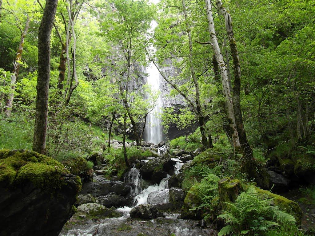 Cascade de Faillitoux