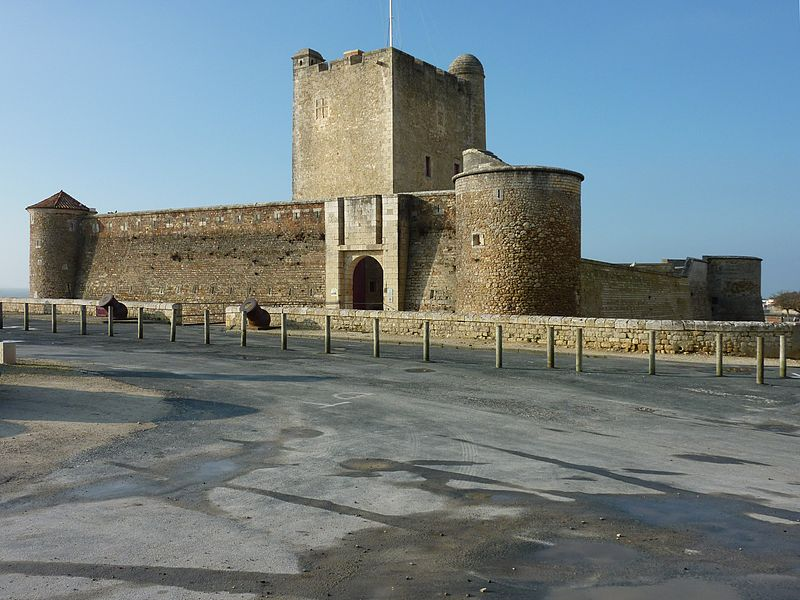 Donjon de Fouras By Patrick Despoix CC BY-SA 3.0 via Wikimedia Commons