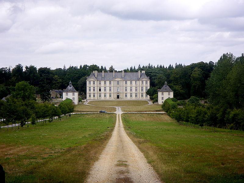 Parc forestier et jardins de Loyat By Ruspanti CC BY-SA 3.0 via Wikimedia Commons