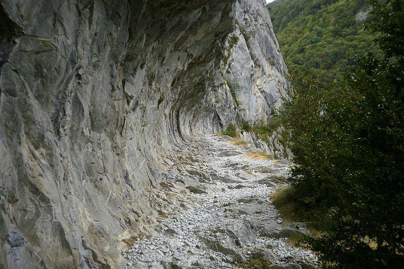 Le Chemin de la Mâture Par Jaipasdepseudo CC BY-SA 3.0  via Wikimedia Commons