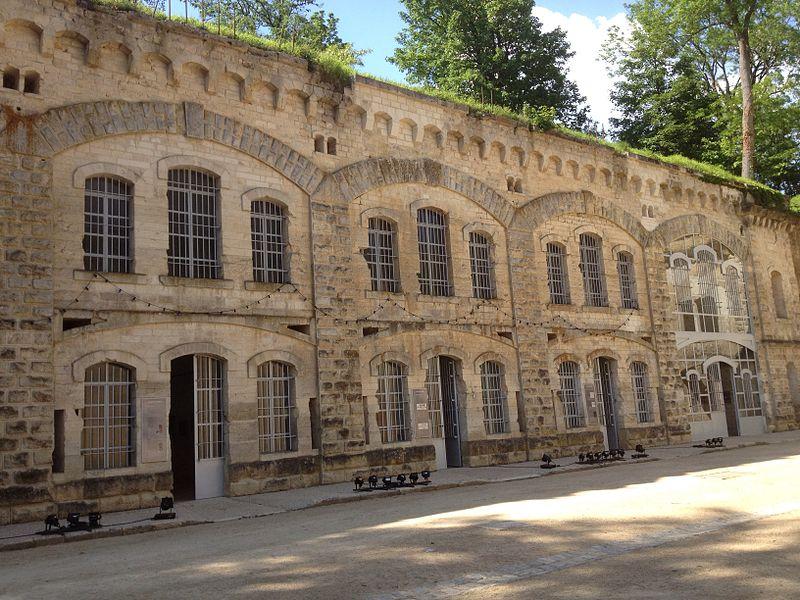 Le Fort de Condé By Cl9f CC BY-SA 3.0 via Wikimedia Commons