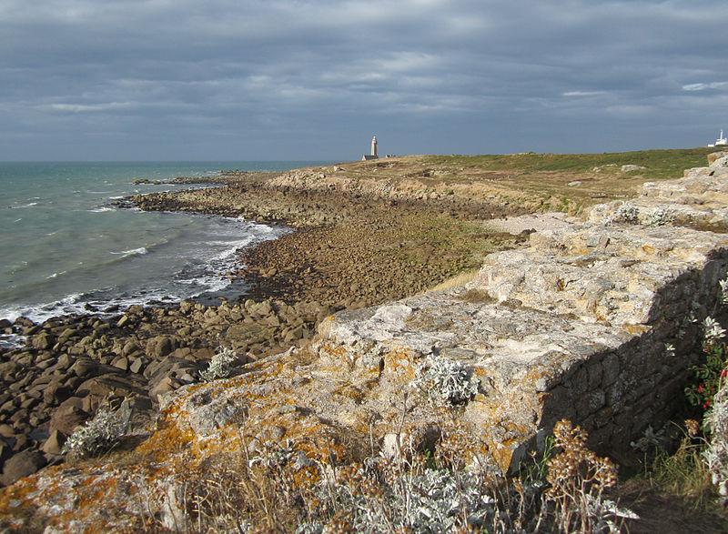 Fort du Cap Levi Par Xfigpower CC BY-SA 3.0 via Wikimedia Commons