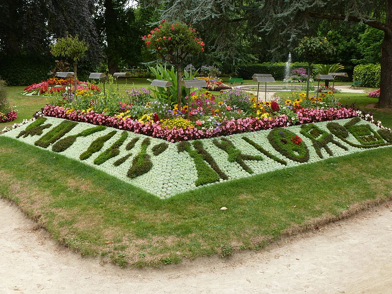 Jardin des plantes By KoeHz (Own work) CC BY-SA 3.0 via Wikimedia Commons