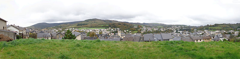 Les Monts de Lacaune By Fagairolles 34 CC BY-SA 3.0 via Wikimedia Commons