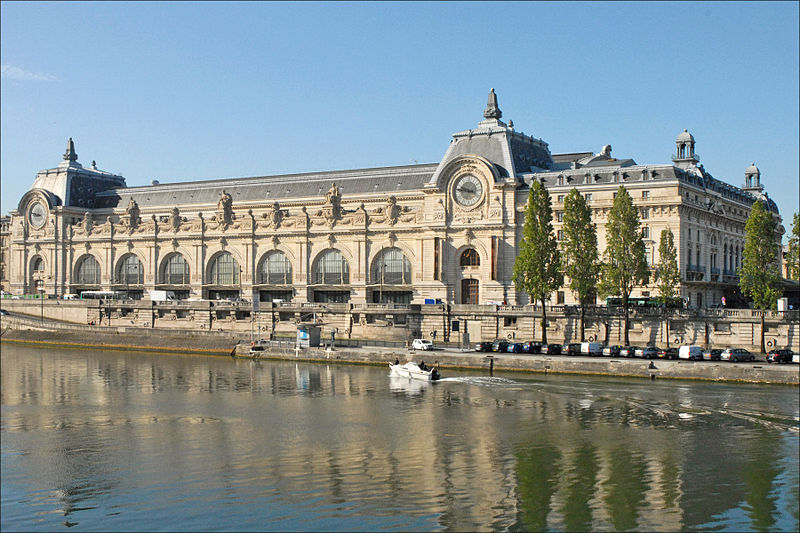 Le musée d'Orsay By dalbera from Paris, France (Le musée d'Orsay (Paris) CC BY 2.0Wikimedia Commons