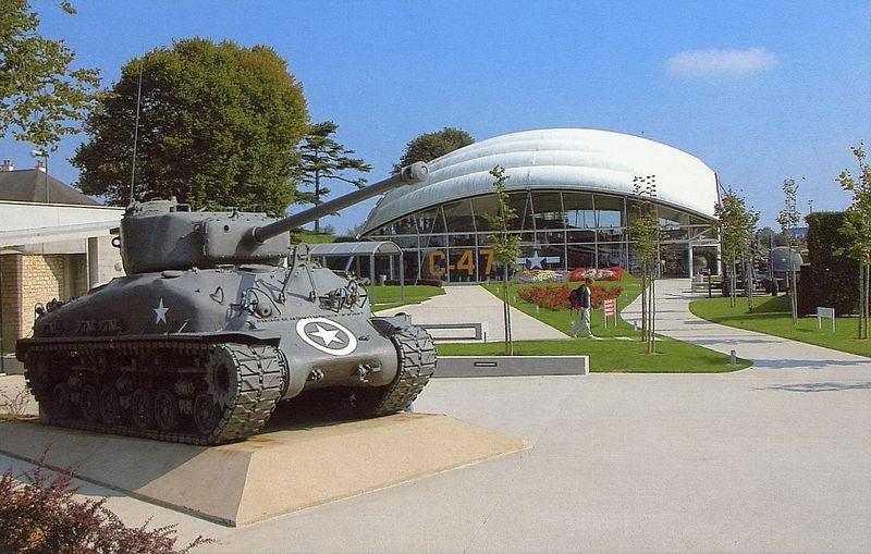 Musée Airborne Par Musée Airborne (Travail personnel) [Public domain], via Wikimedia Commons