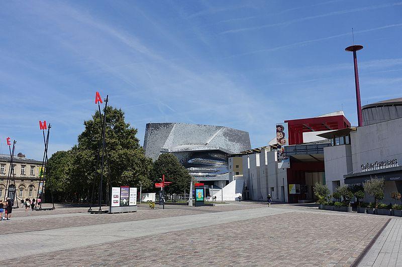 Cité de la musique, Philharmonie de Paris Par Guilhem Vellut CC BY 2.0  via Wikimedia Commons