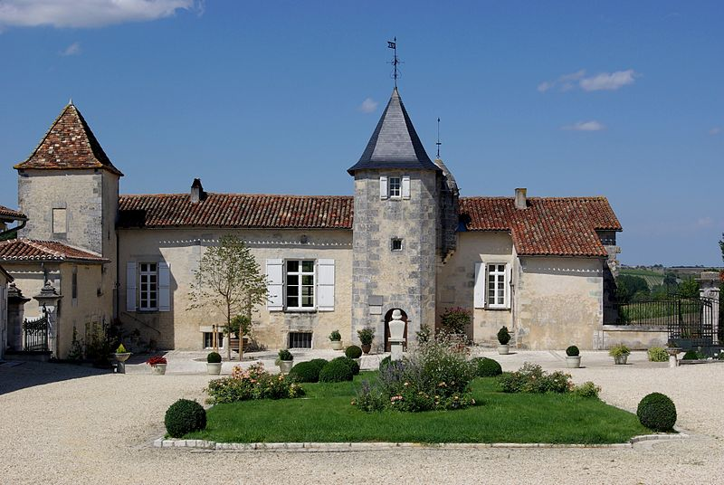 Logis du Maine-Giraud Par JLPC CC BY-SA 3.0 via Wikimedia Commons