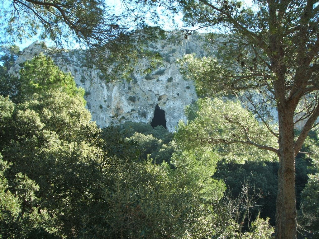 Grotte de la crouzade