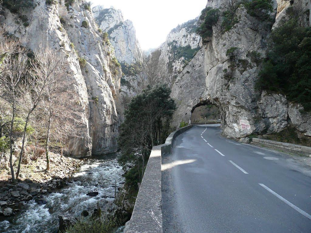 Gorges de Pierre Lys