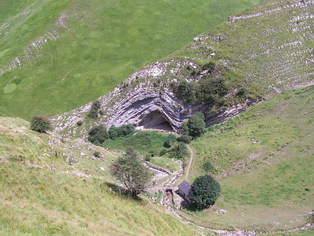La Grotte d'Harpéa
