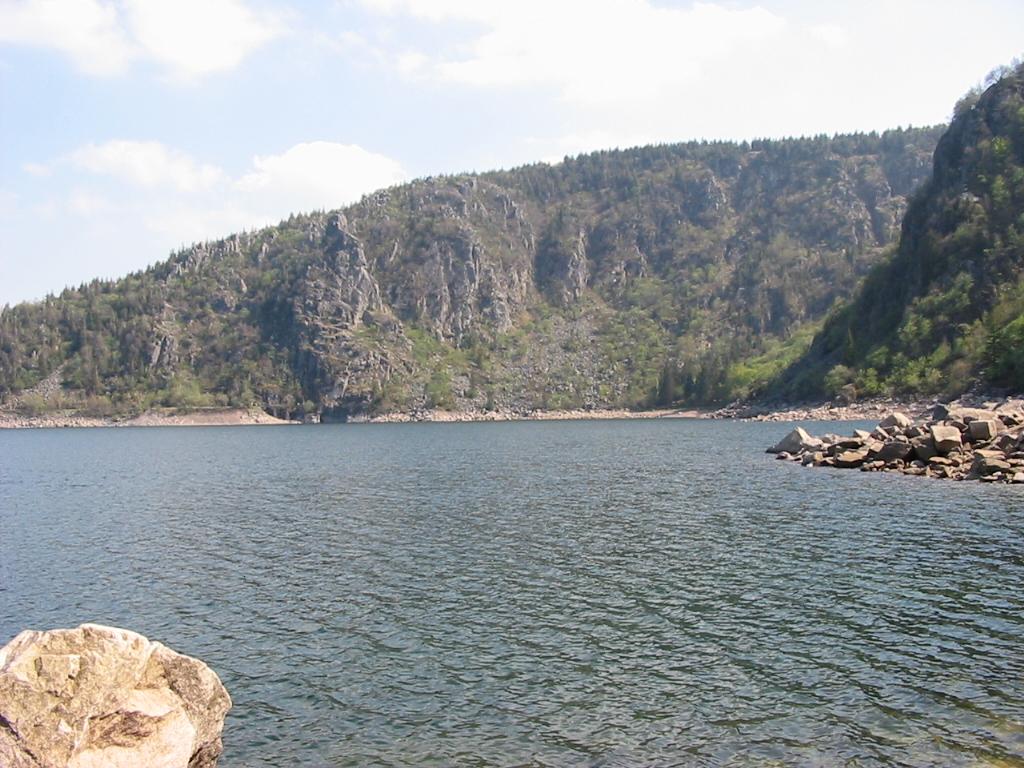 Lac Blanc Orbey
