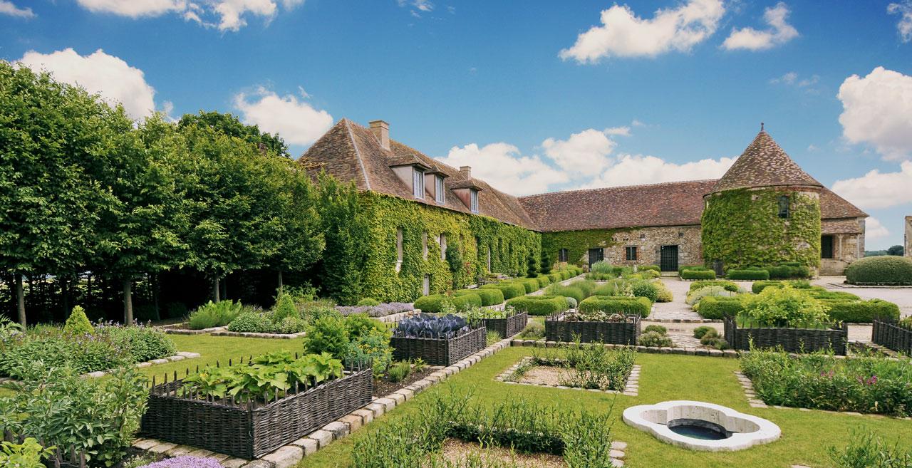 Jardin Médiéval de Bois-Richeux photo de boisricheux.com