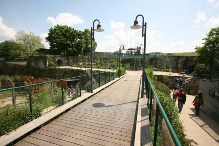 Citadelle de besan on notrebellefrance for Le jardin zoologique
