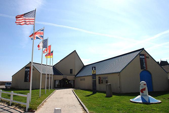 Mémorial de la Liberté Retrouvée photo de memorial-quineville.com