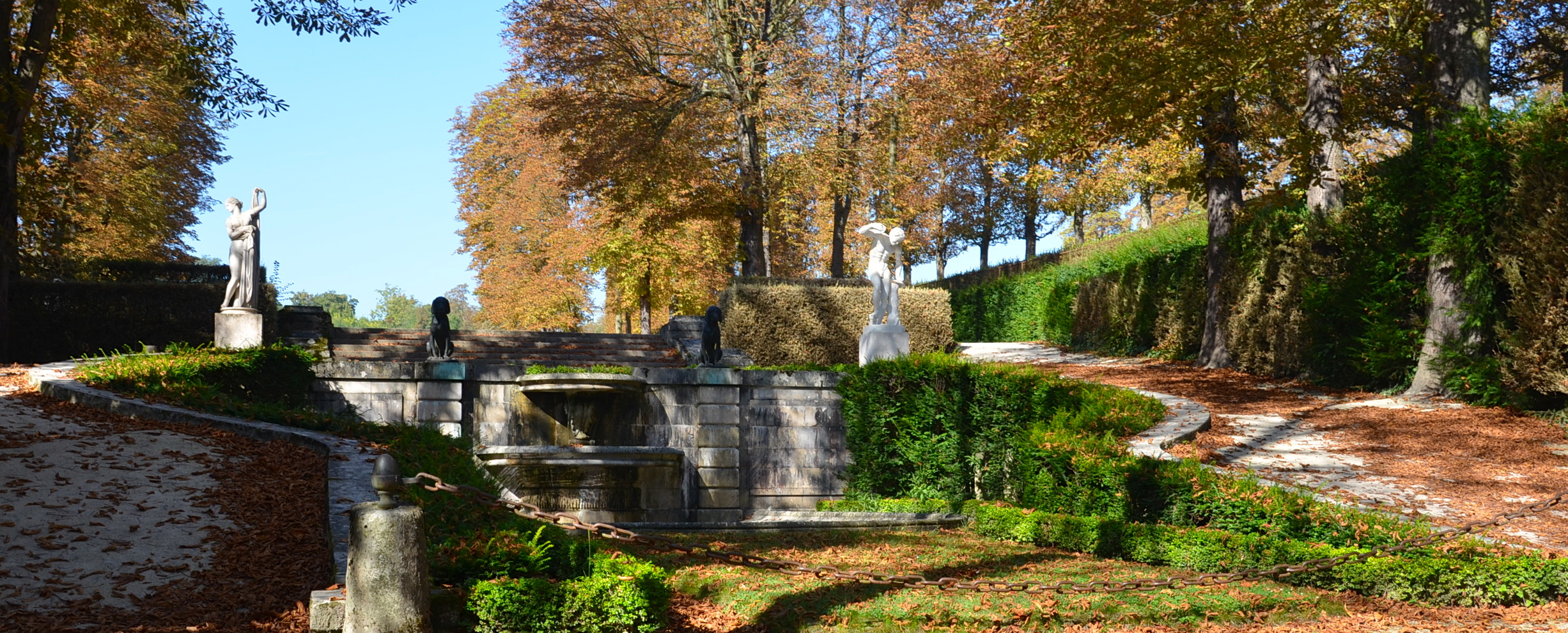 Hauts de seine 92 notrebellefrance for Le jardin hivernal du off paris seine