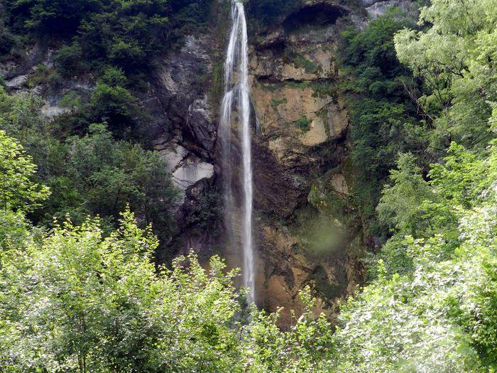 Cascade de Couz ou de Saint-Cassin