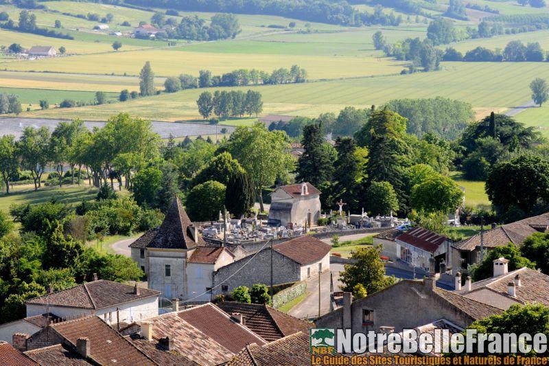 Le village de Lauzerte