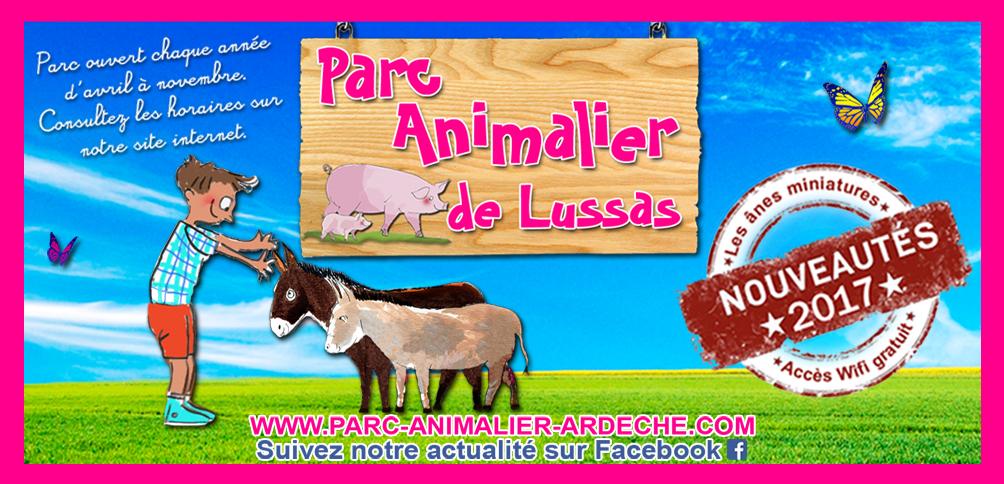 Parc animalier de Lussas