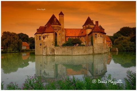 Le Château d'Olhain