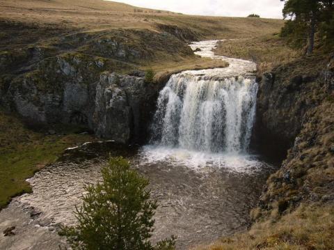 La Cascade des Veyrines