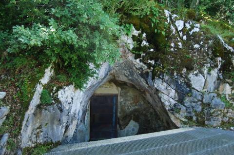 Les Grottes de Gargas