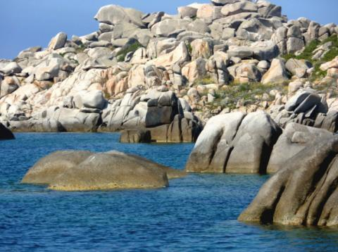 L'archipel des Lavezzi
