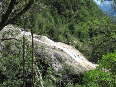 La cascade de Costeplane
