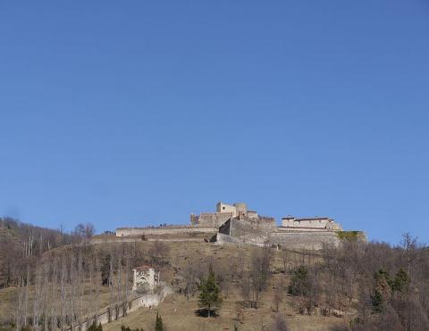 Fort Lagarde de Prats-de-Mollo By Fabricio Cardenas CC BY-SA 4.0 via Wikimedia Commons