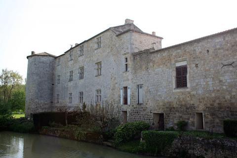 Le Château du village de Fourcès dans le Gers (source : wiki)