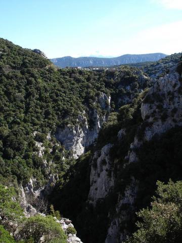 Les Gorges de Galamus
