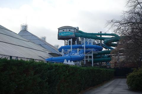 Aquaboulevard By Guilhem Vellut from Paris CC BY 2.0 via Wikimedia Commons