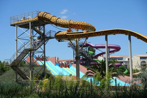 Aqualand Cap D'Agde By Spedona via Wikimedia Commons