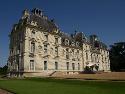 Le Château de Cheverny By Aubry Françon CC BY-SA 3.0 via Wikimedia Commons
