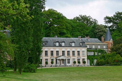 La Vallée-aux-Loups By besopha (Flickr: La maison de Chateaubriand) CC BY-SA 2.0 via Wikimedia Commons