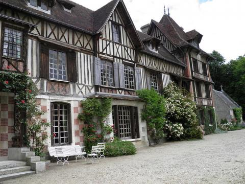 Manoir de Villers By Jérôme GUICHARD via Wikimedia Commons