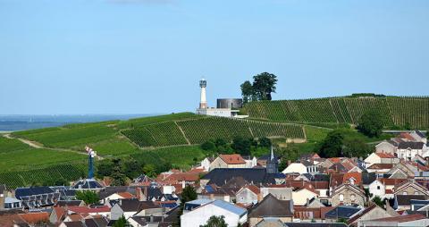 Phare de Verzenay, musée de la vigne Par Pline (Travail personnel) CC BY-SA 3.0 via Wikimedia Commons