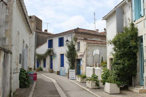 Mornac-sur-Seudre (source : wiki)
