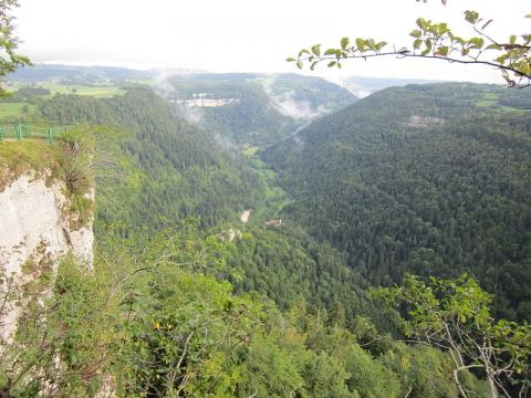 Cirque de Consolation (Doubs)