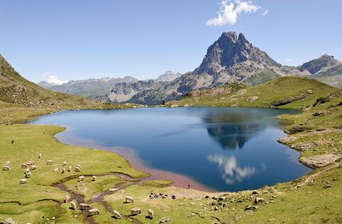 Gentau Pic du Midi Ossau