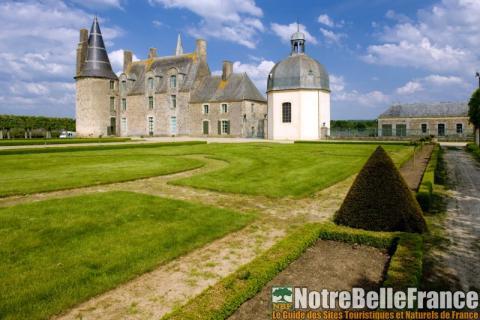Château des Rochers-Sévigné