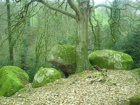 Les rochers des Couardes