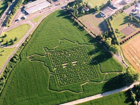 Labyrinthe des Volcans by labyrinthe-des-volcans.com