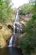 La cascade de Rûnes