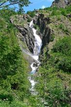 La Cascade de Dormillouse