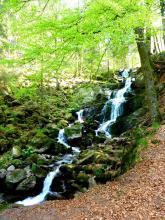 La Cascade de la Serva