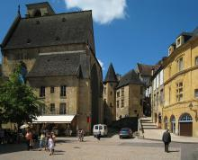 Sarlat-la-Canéda By Manfred Heyde CC BY-SA 3.0 via Wikimedia Commons