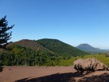 Vue du Puy de la Vache